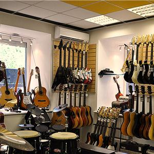 Музыкальные магазины Перемышли