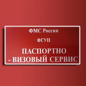 Паспортно-визовые службы Перемышли