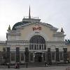 Железнодорожные вокзалы в Перемышле