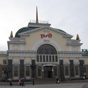 Железнодорожные вокзалы Перемышли